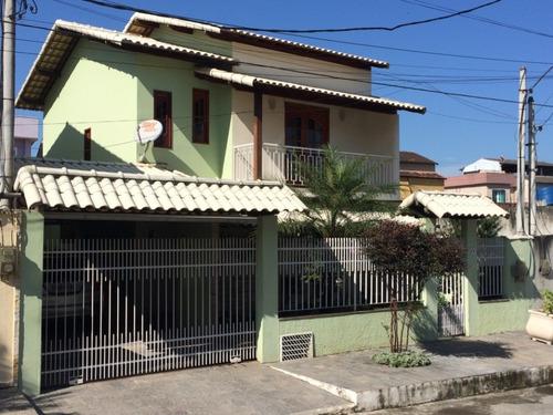 Imagem 1 de 24 de Casa Para Venda No Arsenal Em São Gonçalo - Rj - 1581