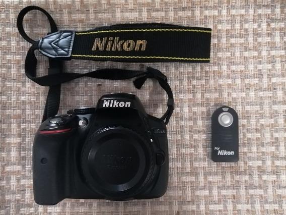 Kit Completo Nikon D5300 + 3 Lentes + Bolsa