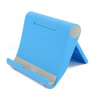 Suporte De Mesa Universal Celular Tablet Vexstand - Azul