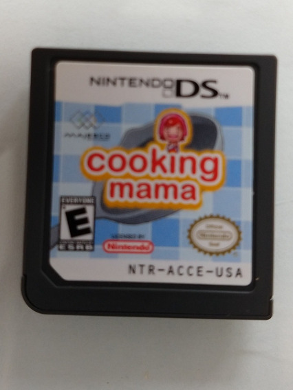 Cooking Mama, Ds