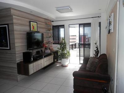Apartamento Com 3 Quartos Para Comprar No Jatiúca Em Maceió/al - 998