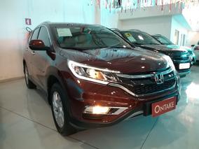 Honda Cr-v 2.0 Exl 4x4 Flex Aut. 5p - Ontake 9900