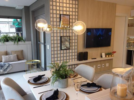 Apartamento 1 Suíte E Lavabo + Vaga De Carro Na Vila Mariana