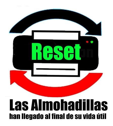 Imagen 1 de 1 de Reset Almohadillas Xp-620 Xp-820 Xp-610 Xp-520 Xp-800 Xp-810