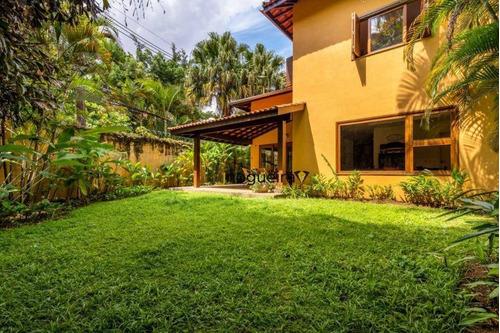 Imagem 1 de 30 de Casa Com 4 Dormitórios À Venda, 300 M² Por R$ 1.500.000,00 - Jardim Leonor - São Paulo/sp - Ca3825
