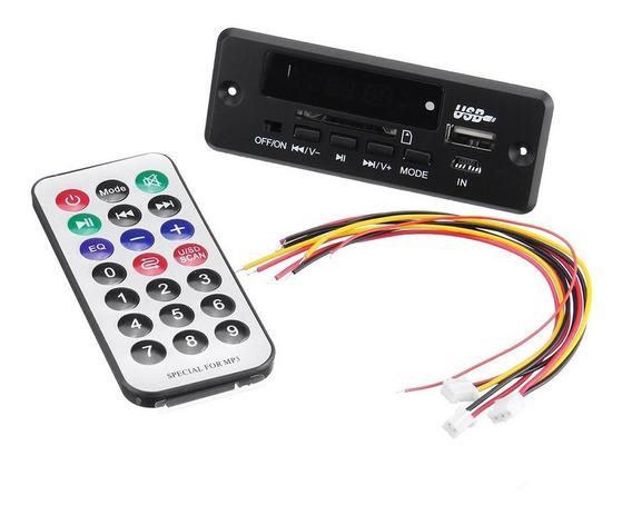Módulo De Áudio Da Placa Decodificador Wma Sem Fio Mp3