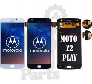 Frontal Touch Display Tela Lcd Moto Z2 Play Xt1710 Novo Tela Amoled