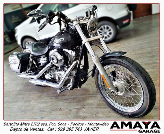 Amaya Garage Harley Davidson Dyna Super Glide 1600 Año 2009