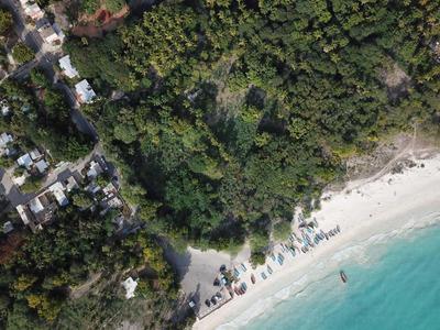 Pedernales Terreno De Playa