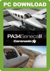[xp11] Aeronaves Para Xplane 11: Carenado Pa-34 Seneca Il