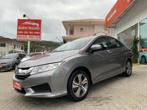 Honda City 1.5 Lx Flex Automtico Cvt Completo 2014