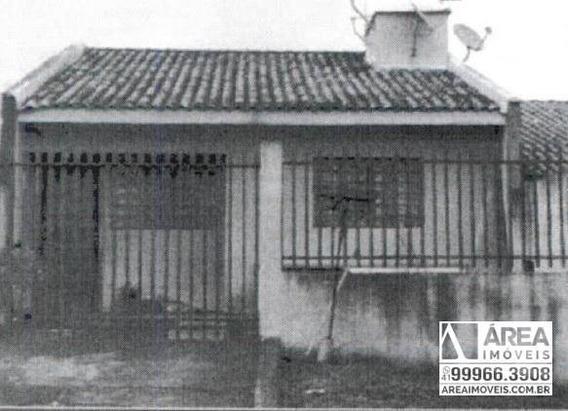 Casa À Venda Por R$ 83.454,83 - Vila Fuck - Piraquara/pr - Ca0194