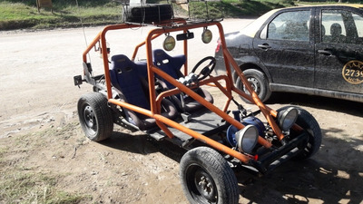 Arenero Buggy Mecanica Fiat 600