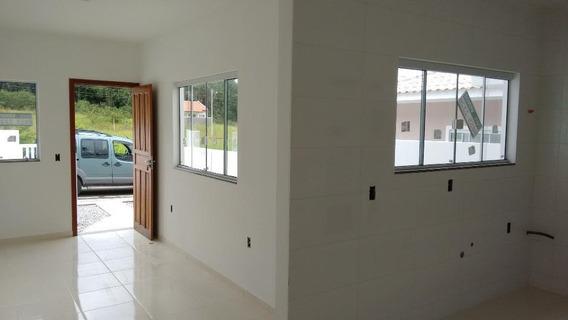 Casa Em Bela Vista, Palhoça/sc De 53m² 2 Quartos À Venda Por R$ 169.500,00 - Ca185839
