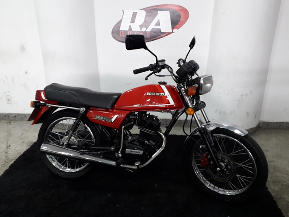 Honda Cg Ml 125