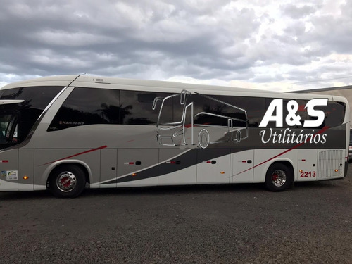 Paradiso 1200 2013 Scania  Semi Novo Ligue E Confira! Ref.96