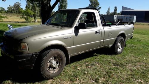 Ford Ranger 2008 4x4 Cs