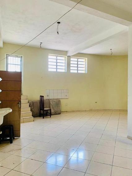 Salão Para Alugar Por R$ 3.000/mês - Parque Continental - Guarulhos/sp - Sl0134