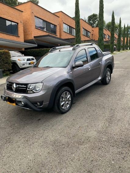Renault Duster Oroch 2020. Full Equipo 4x4