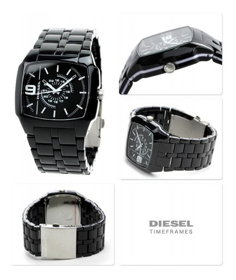 Relógio Diesel Dz 1549 Usado