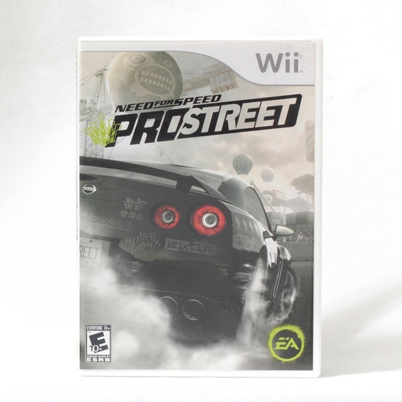 Need For Speed Pro Street / Wii - Jogo Original E Completo!