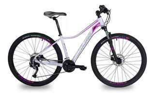 Bicicleta Mujer Vairo Pulsion V1 R27.5 24v Disco - Racer