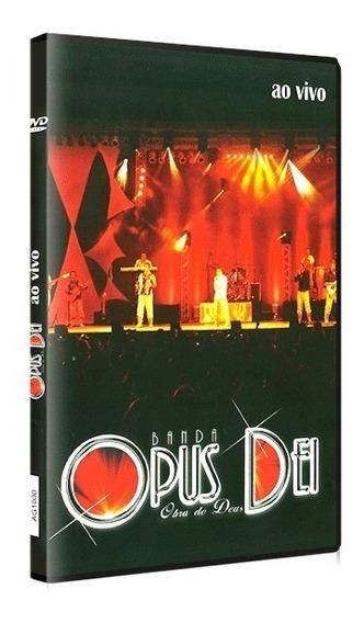 Dvd Opus Dei Ao Vivo