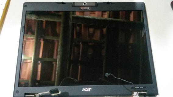 Tela Montada Completa Do Acer Aspire 3100 - Semi-nova
