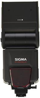 Sigma Ef610 Dg St Flash Electronico Para Sony Digital Slr Ca