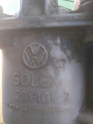 Imagen 1 de 6 de Carburador Vw Combi Fusca Aleman