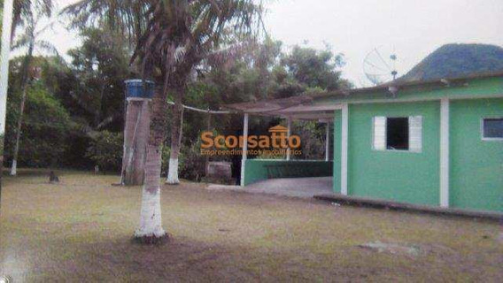 Chácara Com 2 Dorms, 3 Barras, Iguape - R$ 150 Mil, Cod: 3738 - V3738
