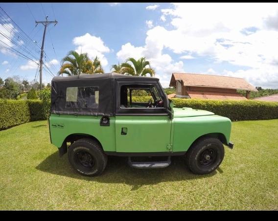 Land Rover Santana (vendo O Cambio)