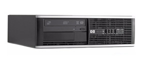 Computador Mini Desktop Hp 6005 Athlon Ii X2 500gb 4gb Dvd