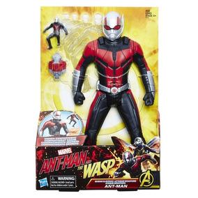 Avengers Figura 30cm Homem Formiga Deluxe - Hasbro
