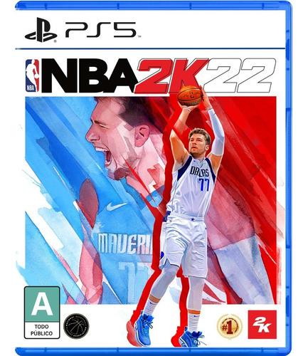 Imagen 1 de 5 de Nba 2k22 - Playstation 5