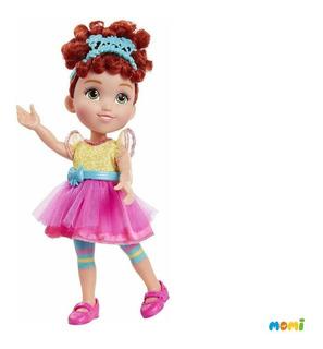 Muñeca Fancy Nancy Disney 25 Cm Sorpresa Juguete Figura Tv