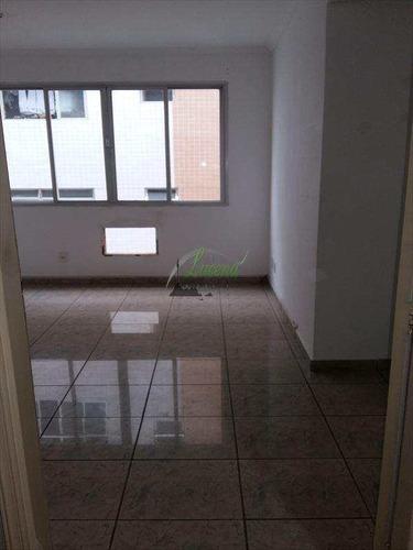 Apartamento 2 Dormitórios Embaré Santos - V5858