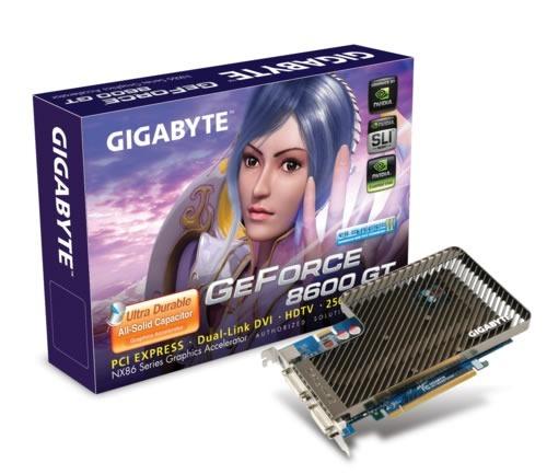 Tarjeta De Video Geforce 8600 Gt
