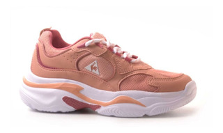 Le Coq Sportif Zapatillas Bayona Jr Dusty Pink White 8028