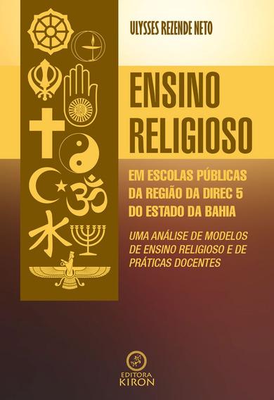 Livro: Ensino Religioso Em Escolas Públicas