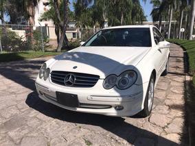 Mercedes-benz Clk 5.0l 500 Avantgarde Mt