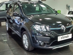 Renault Sandero Stepway 100%financiado S/anticipo Fo