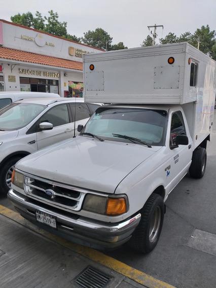 Ford Ranger Xl Estacas Mt 1997