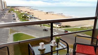 Alquiler Departamento Miramar 2 Ambientes Vista Al Mar