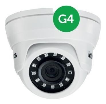 Camera Infra Intelbras Hibrida Dome 20ir Vmd 1120 2,6mm G4