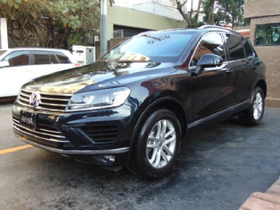 Touareg 2017 Blindada Nivel 3 Plus Blindaje Blindados