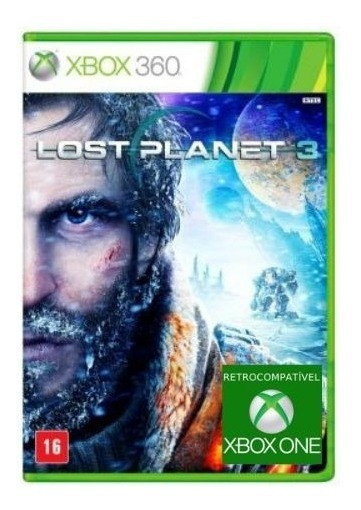 Lost Planet 3 Original E Lacrado Para Xbox 360 Rcr Games