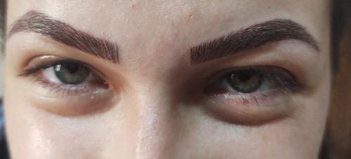Imagem 1 de 3 de Micropigmentação De Sobrancelha