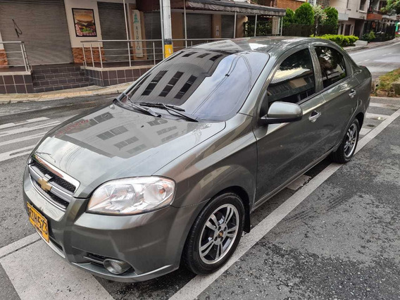 Chevrolet Aveo Emotion Refull