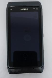 Nokia N8-00 Cinza Com Defeito Sem Garantia
